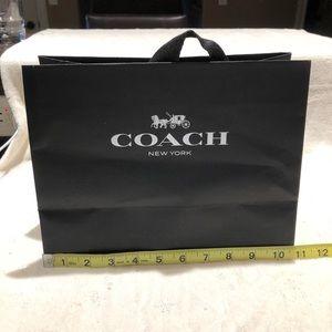 Coach gift box and Bag